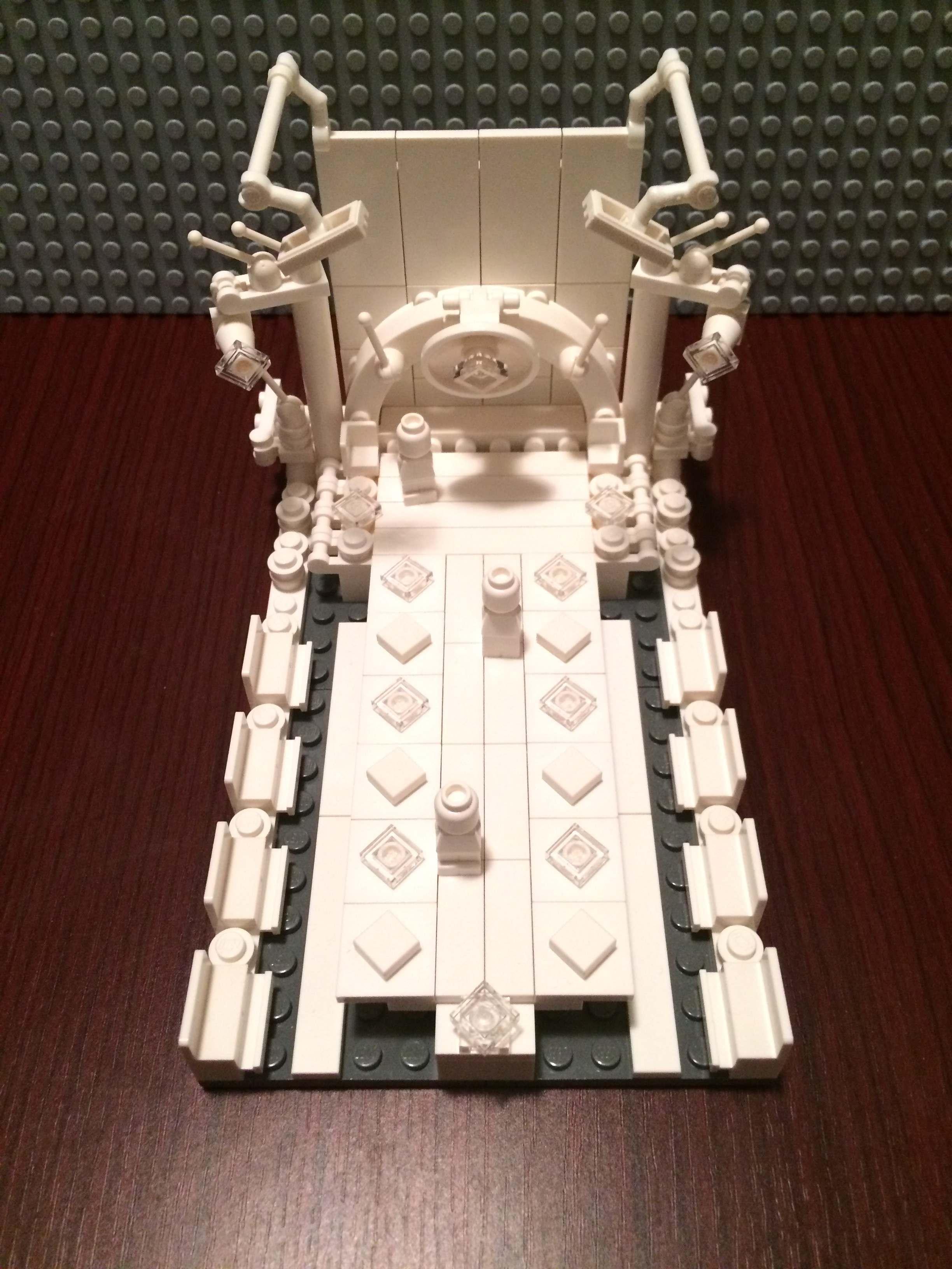 LEGO® MOC by Demetria: Runway