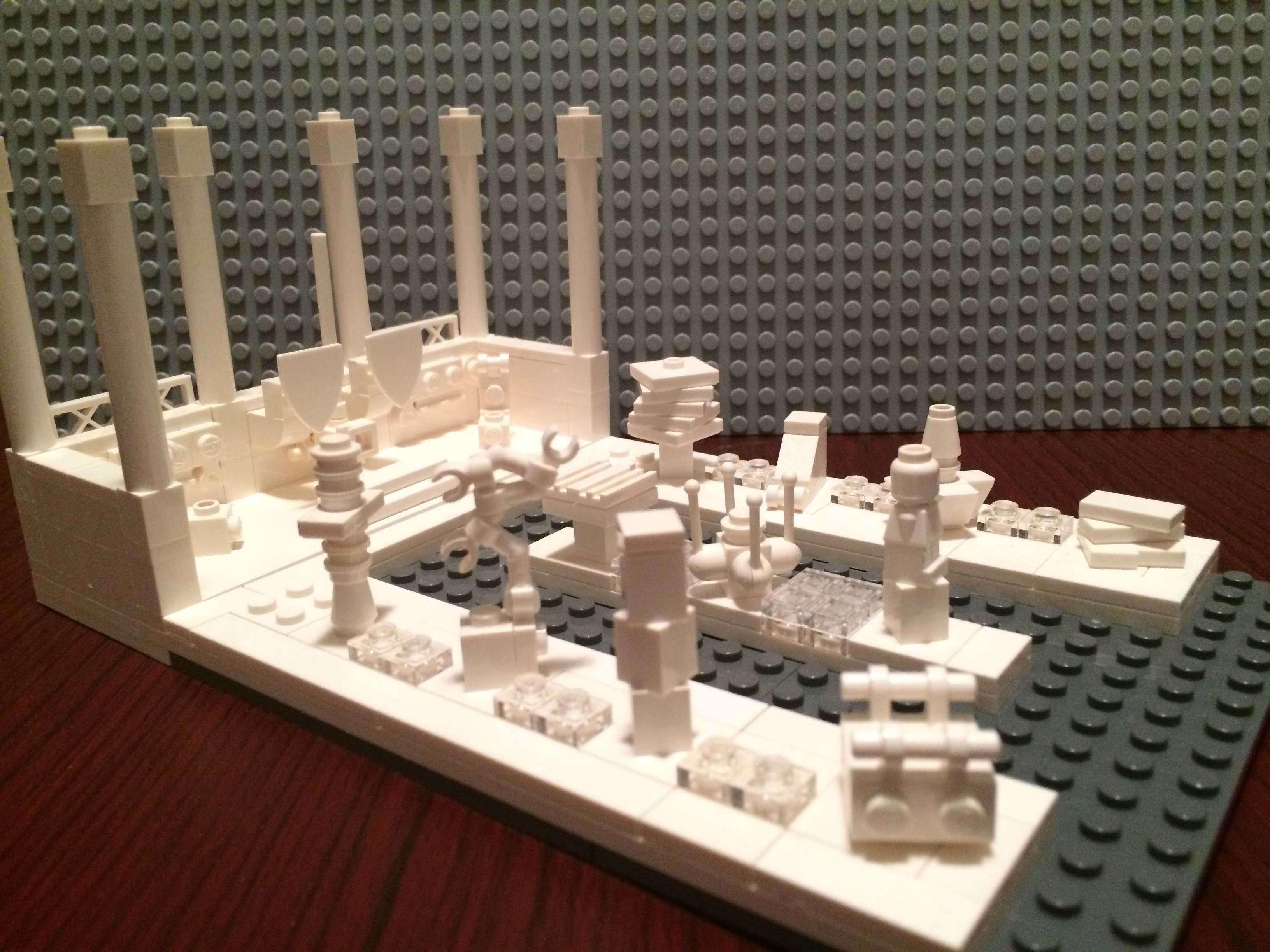 LEGO® MOC by Demetria: Palace gallery