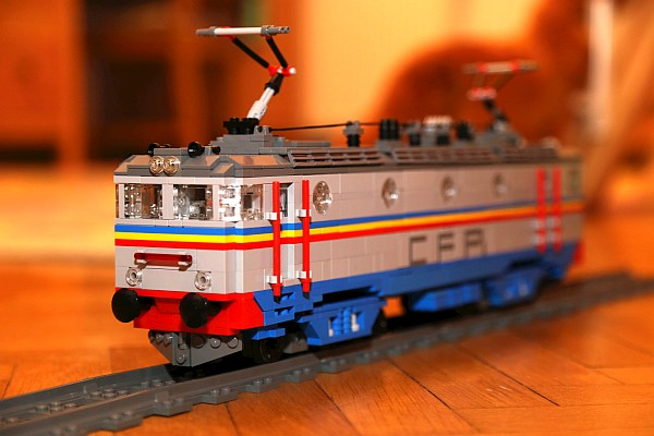 LEGO® MOC by MRDC: 060-ea
