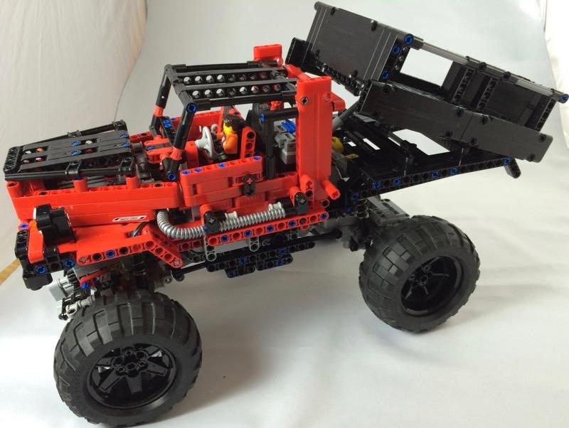 Trial Truck Ural-inspired :)