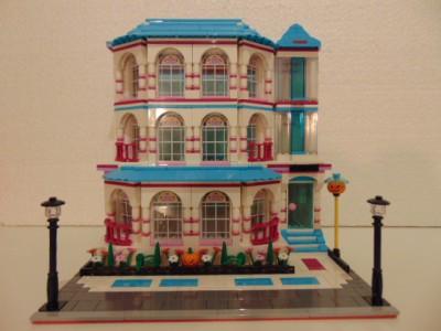 LEGO® MOC by Chyck: Gradinita (de copii)