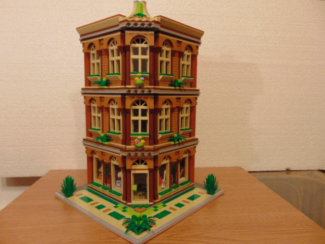 LEGO® MOC by Chyck: Magazin