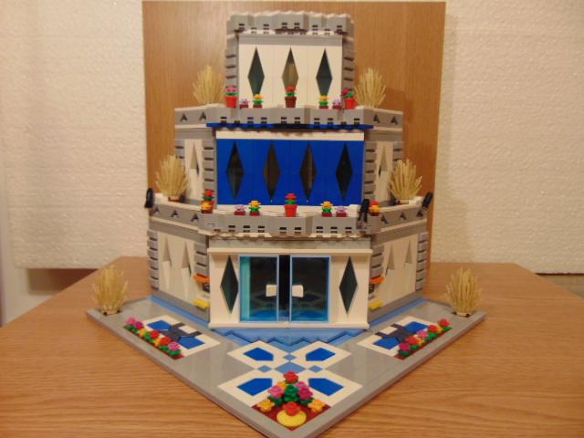 LEGO® MOC by Chyck: Banca
