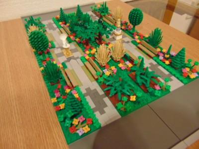 LEGO® MOC by Chyck: Parcul