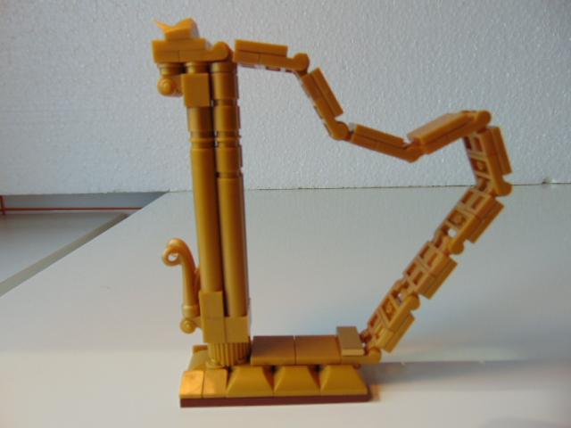 LEGO® MOC by Chyck: Harpa