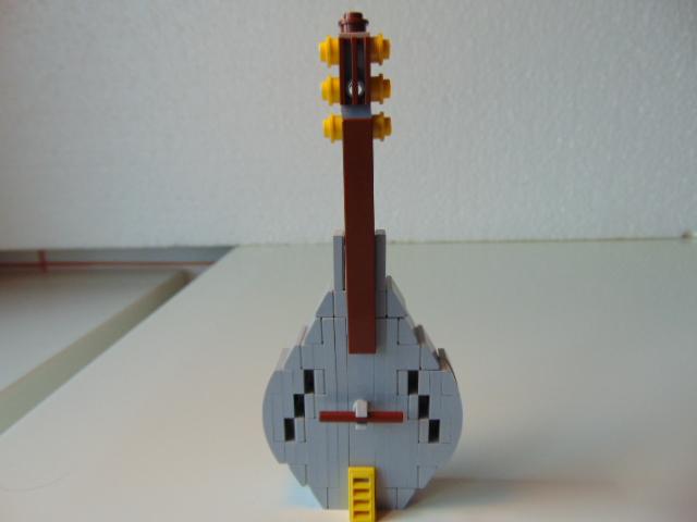 LEGO® MOC by Chyck: Mandolina