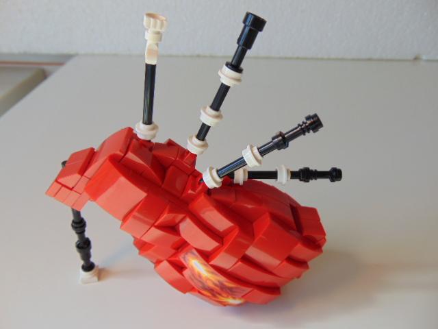 LEGO® MOC by Chyck: Cimpoi