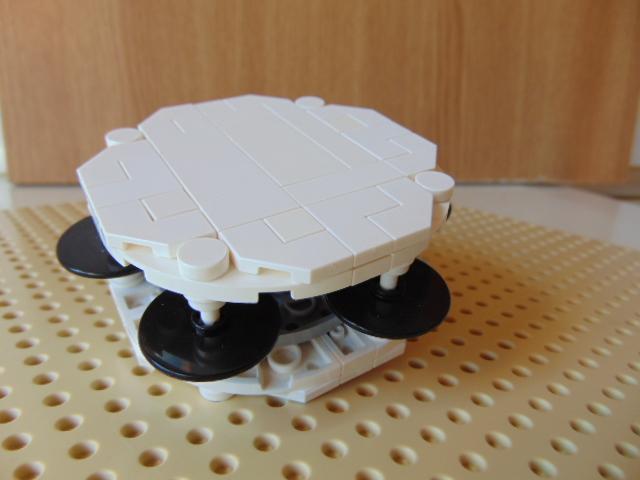 LEGO® MOC by Chyck: Tamburina