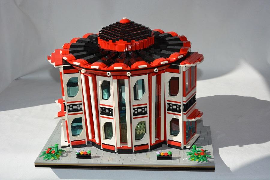 LEGO® MOC by Chyck: Sombrero Mall